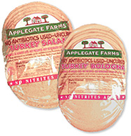 Applegate Farms Salami and Bologna