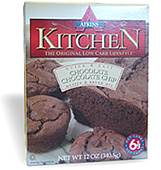 Atkins Chocolate Chocolate Chip Muffin & Bread Mix