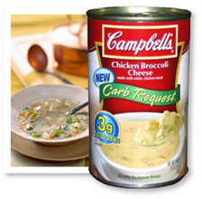 Campbell's Carb Request Soups