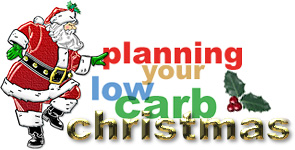 Planning Your Low Carb Christmas