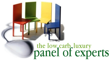 The Low Carb Luxury Panel of Experts