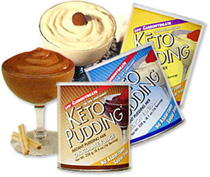 Keto Pudding Mixes