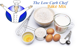 Low Carb Chef Bake Mix