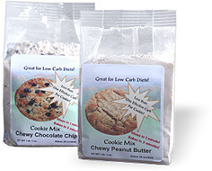 The Low Carb Chef Cookies