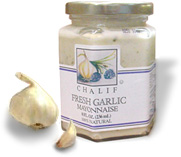 Chalif Fresh Garlic Mayonnaise