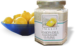 Chalif Lemon-Dill Mayonnaise