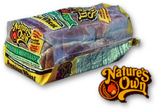 Nature's Own Reduced Carb Bread
