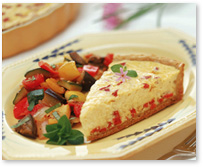 The low carb luxury newsletter volume iii number 06 for Luxury quiche
