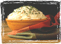 "Low Carb Luxury: Recipe - Family Style Mashed ""Potatoes"""