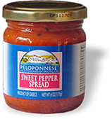 Peloponnese Sweet Pepper Spread