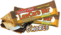 Doctor's Diet S'Mores Bars