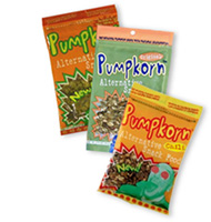 Pumpkorn Dry Roasted Pumpkin Seeds