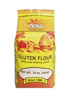 NOW Foods Vital Wheat Gluten Flour