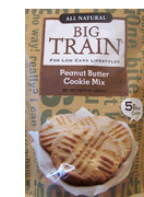 Big Train Peanut Butter Cookie Mix
