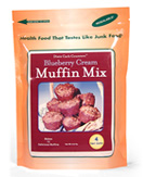 Carb Counters Blueberry Cream Muffin Mix