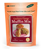 Carb Counters Cranberry Orange Muffin Mix