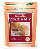 Carb Counters Banana Nut Muffin Mix