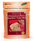 Carb Counters Cinnamon Swirl Snack Cake Mix