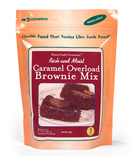 Carb Counters Caramel Overload Brownie Mix