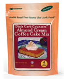 Carb Counters Almond Cream Coffee Cake Mix