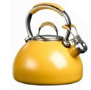 Gourmet Essentials Porcelain Tea Kettle