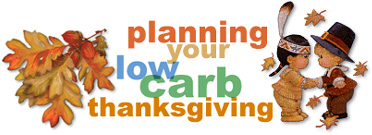 Planning Your Low Carb Thanksgiving